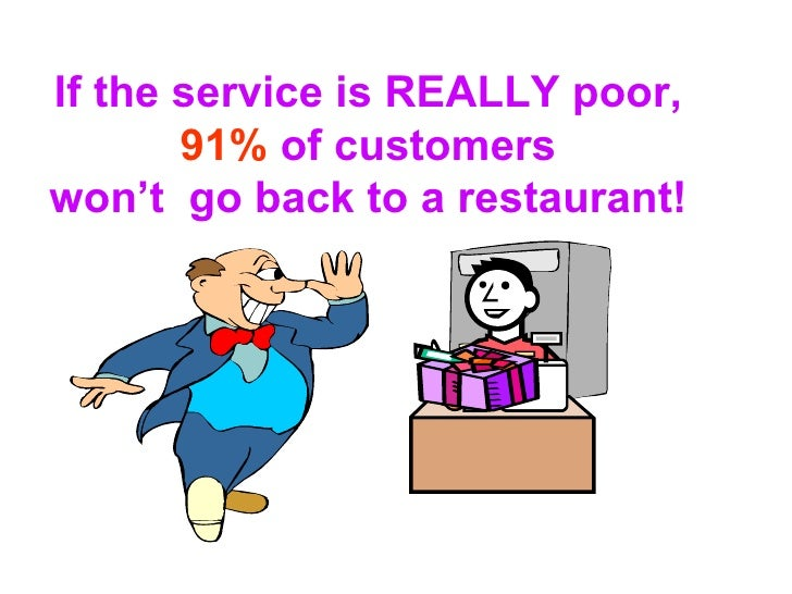 how to ask angry customers to leave