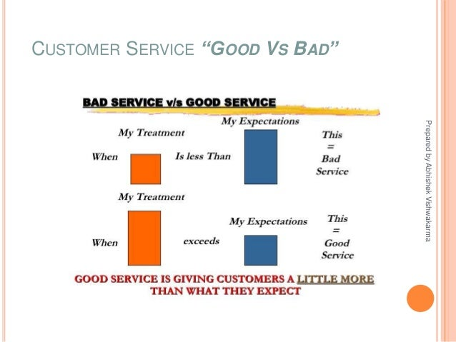 how to become a good customer service