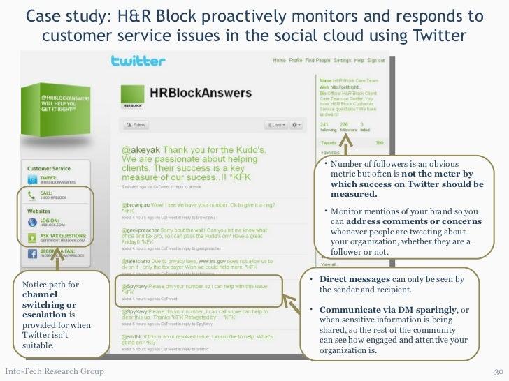 h r block customer service