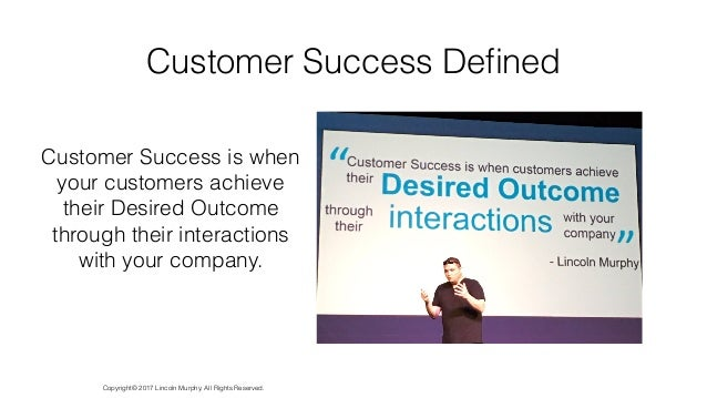 The Definitive Guide to Customer Success 2017 Slide 2