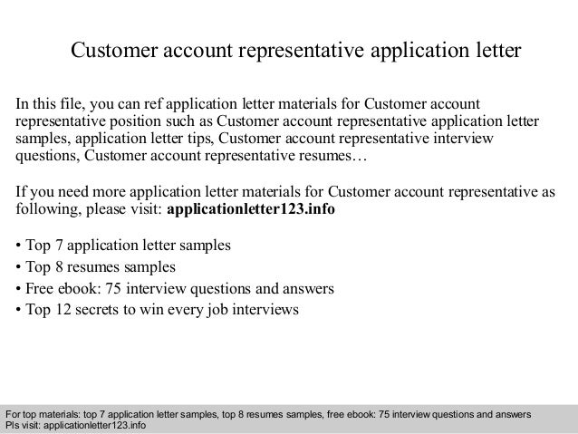 Customer Account Representative Application Letter 1 638?cbu003d1411007562