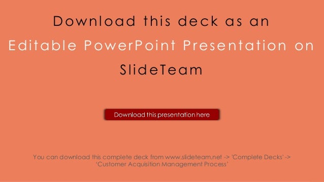 Download this deck as an E ditable Pow erPoint Presentation on SlideTeam You can download this complete deck from www.slid...