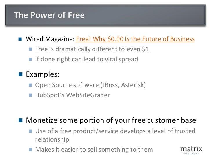 New Product Monetization FAQ