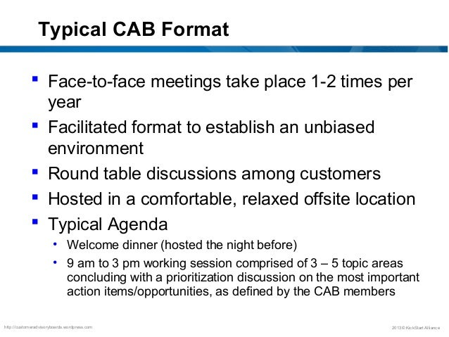 Customer advisory boards best practices pronofoot35fo Images