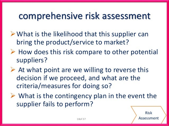 meet deadlines selection criteria for suppliers