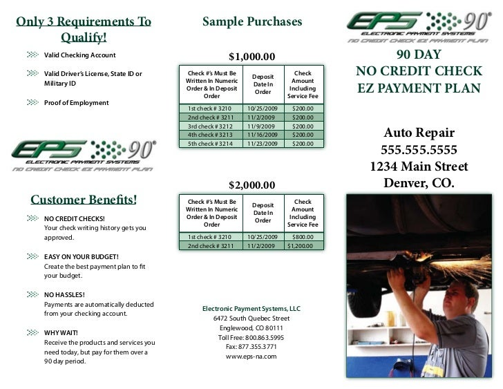 Only 3 Requirements To                           Sample Purchases        Qualify!    Valid Checking Account               ...