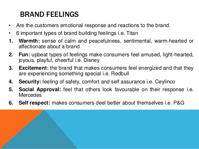 customer based brand equity Brand equity resides in the mind of the customer customer based brand equity results in creation of strong brand and this is achieved when brand awareness and image.