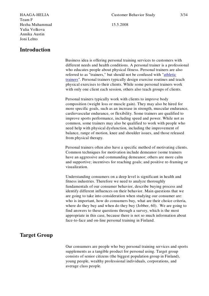 Customer Behavior Report Slide 3