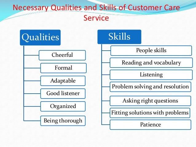 qualities of a customer care oyle kalakaari co