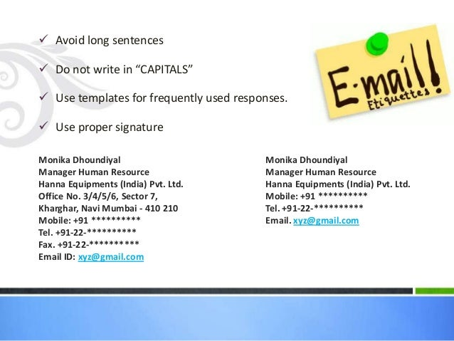 Handling Customer Complaints Amp Basic Email Etiquettes