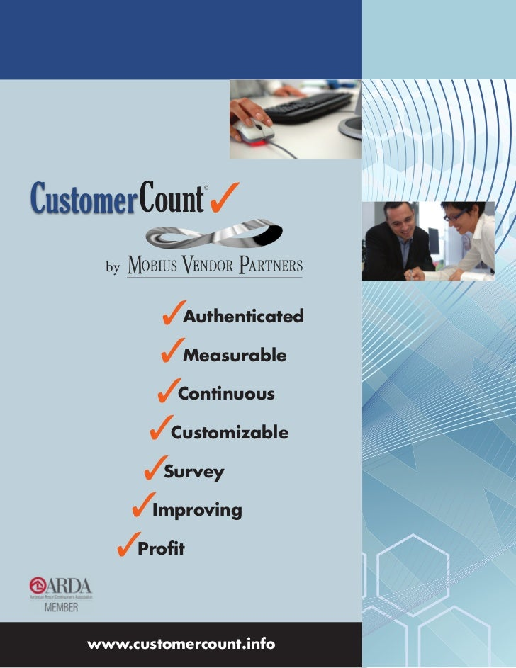 CustomerCount                   ©           by             Authenticated           Measurable           Continuous        ...