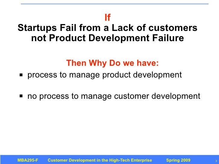 Customer Development 3: Introduction Slide 3