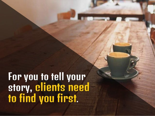Want to make it easy for your clients to find you?