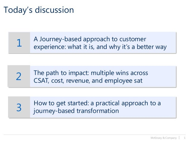 Transforming Customer Experience: From Moments to Journeys Slide 2