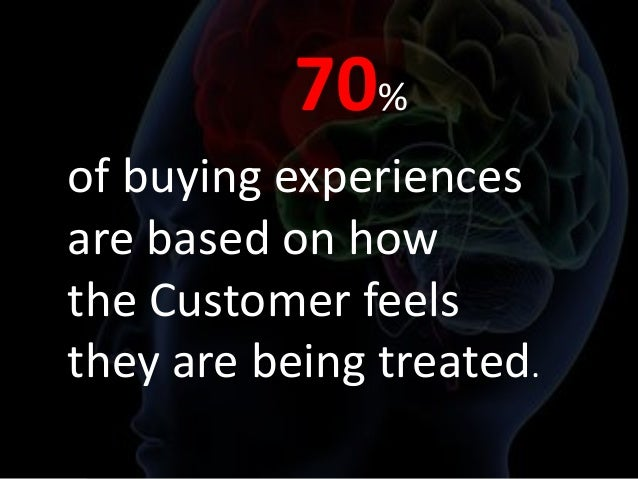 9 out of 10 U.S. consumers say they would pay more to ensure a superior customer experience. 3 in 5 Americans would try a ...