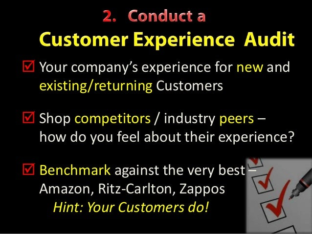 Exercise 1: What Are Your Customers' Needs and Wants Instructions 1. Identify one 'Basic' need your Customers have 2. Iden...