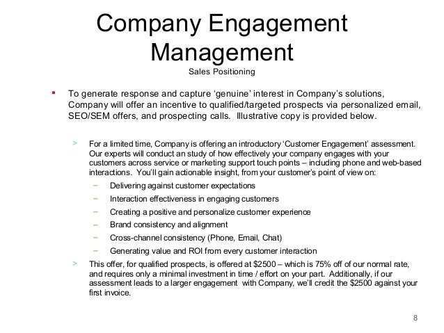 Customer experience process overall interaction objectives 8 company engagement management sciox Choice Image