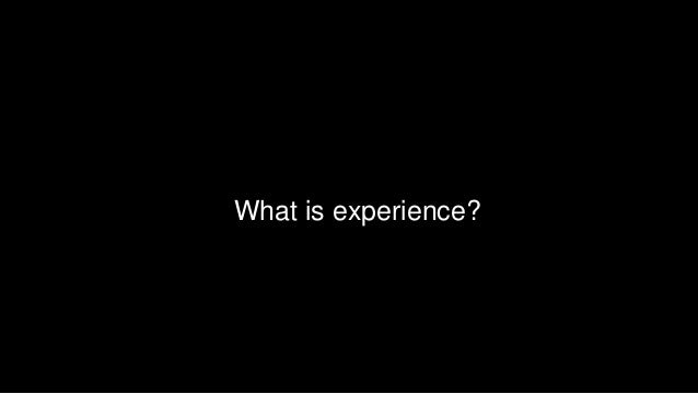 Collective Experiences Experience Brand Products Marketing Sales Service Loyalty Trends Test and Learn Inspiration Insight...