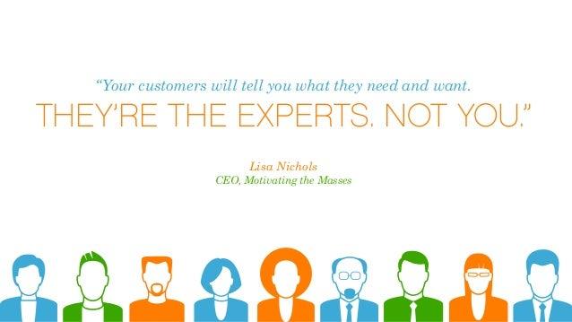 Creating Powerful Customer Experiences Slide 2