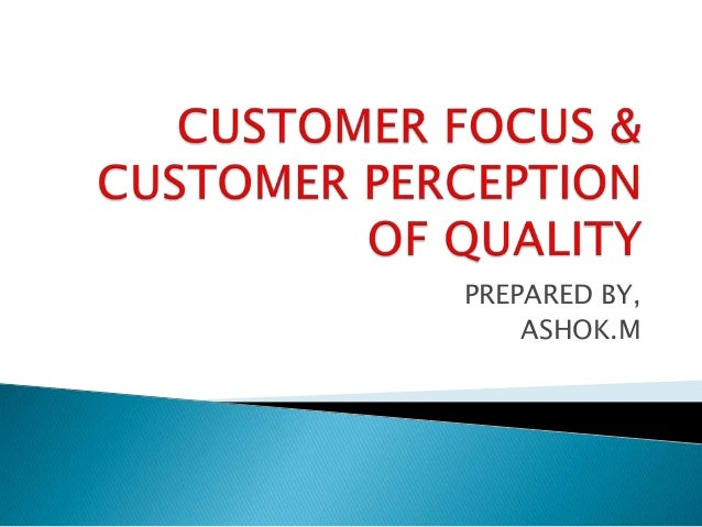 factors affecting customer perception Factors affecting consumer perception although a consumer's perception of a product or service is at least partially based on his actual experience with the good, a significant amount of market research suggests that a consumer's view of a product is also conditioned by a variety of other factors.
