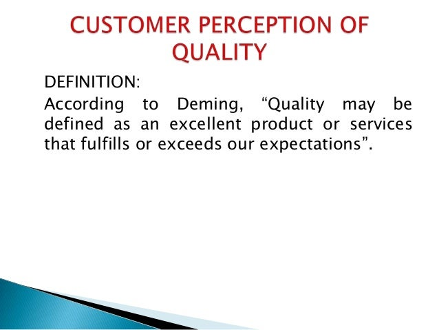 customer's perception of service quality of Wwwijaemrcom page 1379 communication, friendliness and responsiveness are positively and significantly influencing the dependent variables (customer's perception.