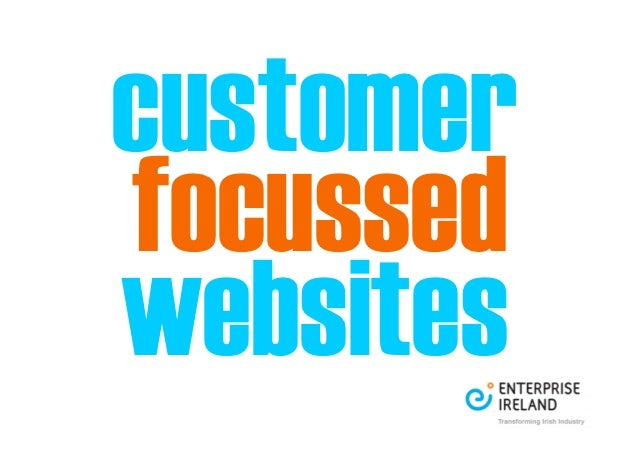 customerfocussedwebsites