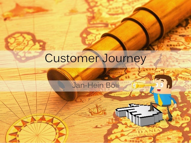 Customer Journey Jan-Hein Boll