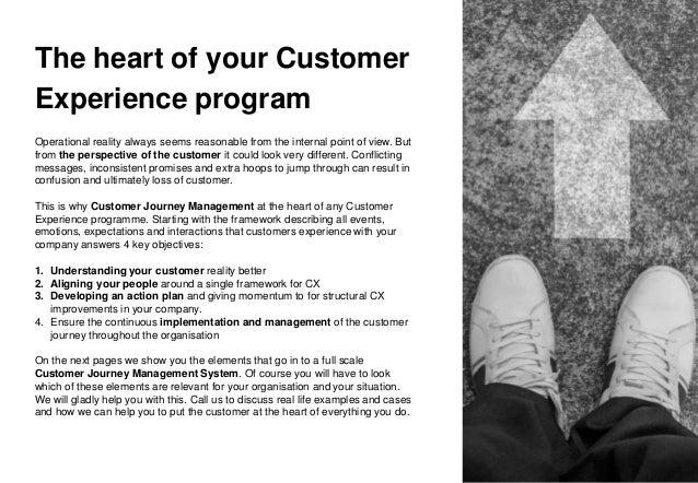 Customer journey management system Slide 2