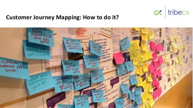 Customer Journey Workshop David Hicks TribeCX - Customer journey mapping workshop