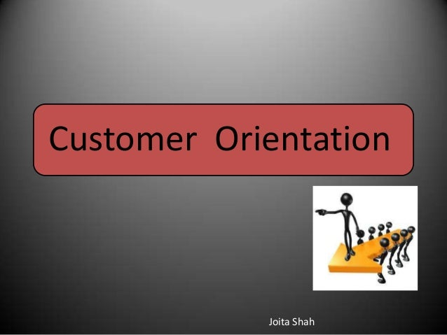 customer oriented Managing service quality: an international journala customer-oriented service-enhancement system for the public sector.