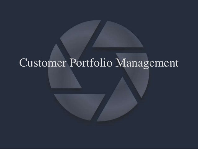 customer portfolio analysis Gain a better understanding of the risk and opportunities in your portfolio through the use of customer risk assessment tools consumer  customer risk analysis.
