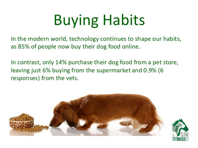 your dog s dietary requirements   customer questionnaire