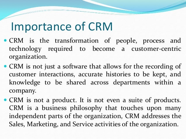 customer relationship management crm technology impact Effect of customer relationship management (crm)  the impact of factors of customer relationship management on  and management of knowledge and technology.