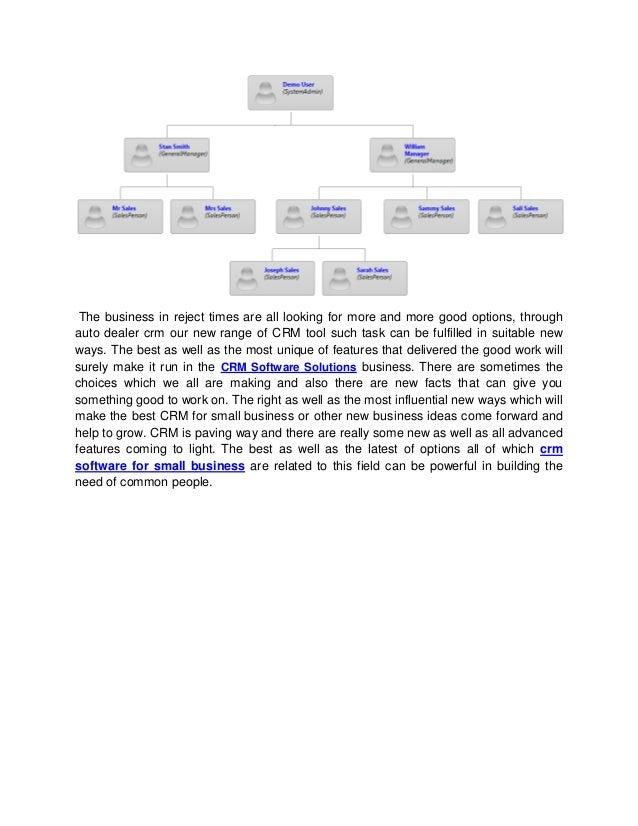 Best custom crm management auto dealer software Slide 2