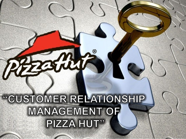 customer satisfaction of pizza hut Pizza hut customer satisfaction survey if you have recently visited pizza hut, your feedback is wanted here's what you need to do to complete the pizza hut survey.