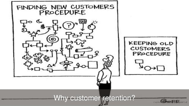 Why customer retention? Confidential and copyright of Somo Global Ltd.January 17 1