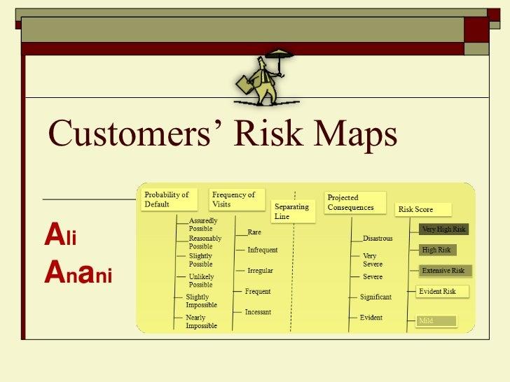 Customers' Risk Maps<br />Ali Anani<br />