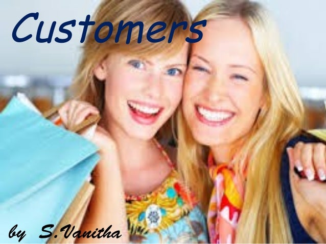 Customersby S.Vanitha