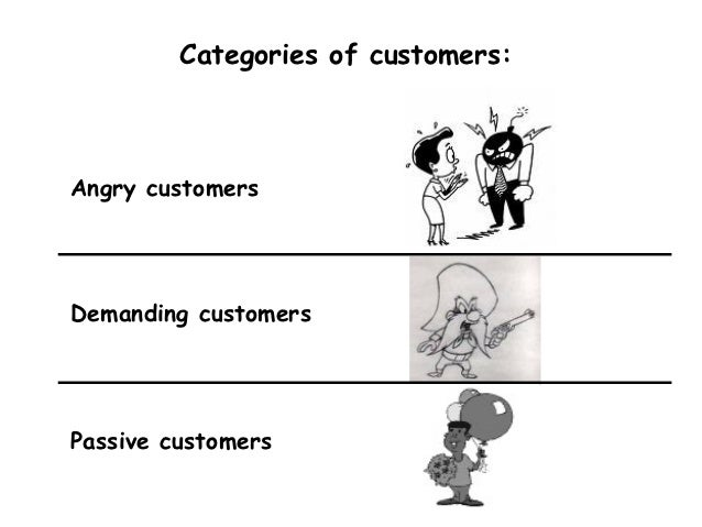 Customer satisfaction.