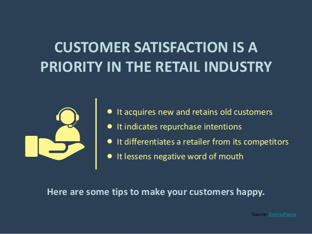 Tried and Tested Tips for Customer Satisfaction Slide 2