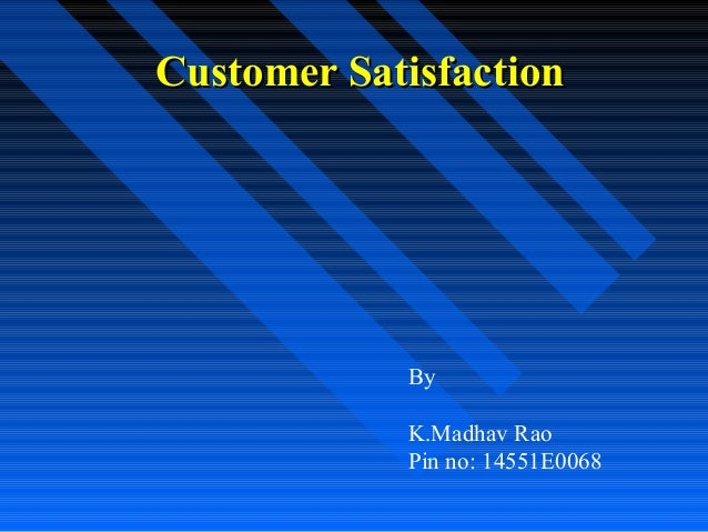 customer satisfaction on shampoo questionnaire Customer satisfaction questionnaire please help us improve our products and services our mission is the total customer satisfaction, obtained through the continuous improvement of our products, services and organisation.
