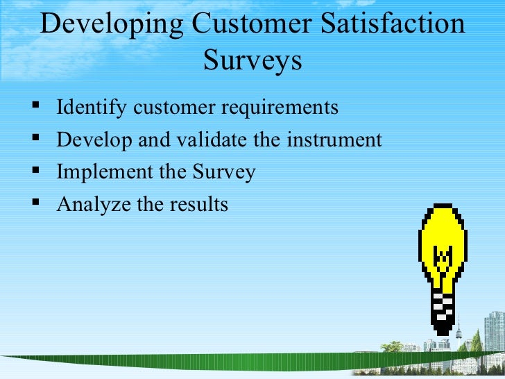 """deng zhaohua 2010 understanding customer satisfaction Relationship between trust and satisfaction and customer loyalty tends to be considered deng zhaohua, yaobin lua, kwok (2010)"""" understanding customer."""