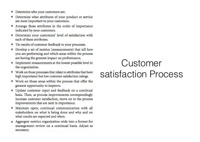 how to build customer satisfaction value and retention Customer satisfaction why should you worry about customer retention shows the value of a loyal customer base to this client - their.