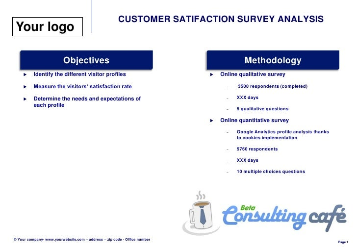 10 key customer satisfaction measures