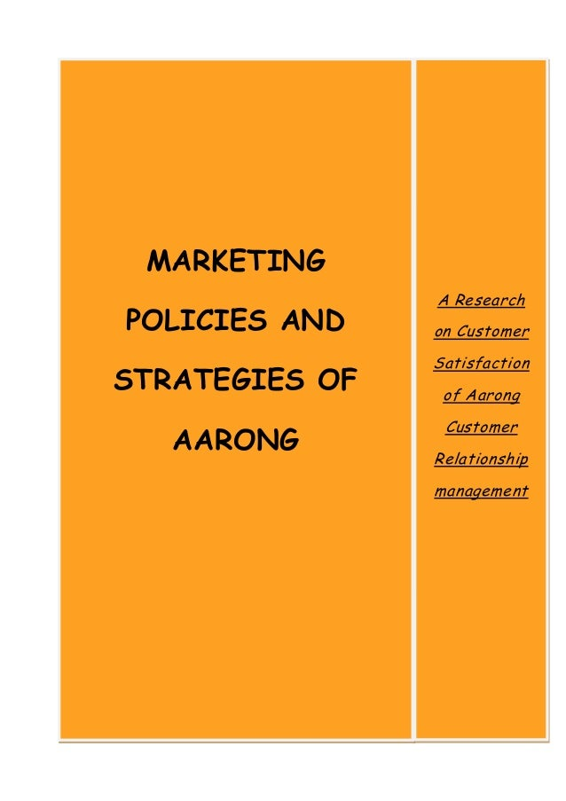 Policies and Procedures - Division of Marketing and ...