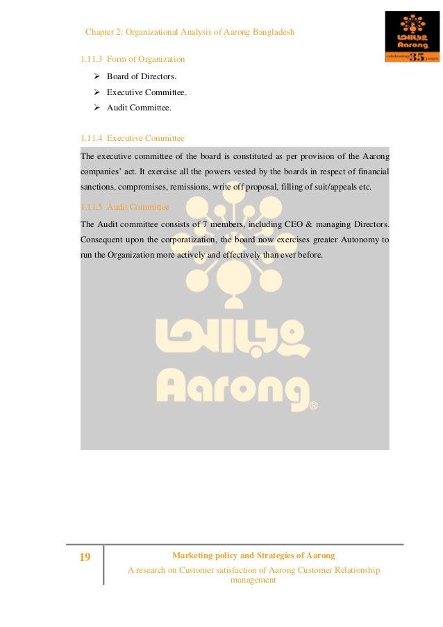 swot analysis of fazle hasan abed