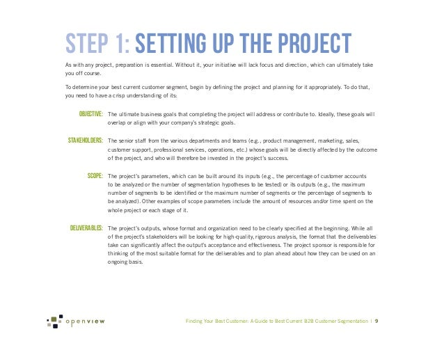 Step 1: Setting up the ProjectAs with any project, preparation is essential. Without it, your initiative will lack focus a...
