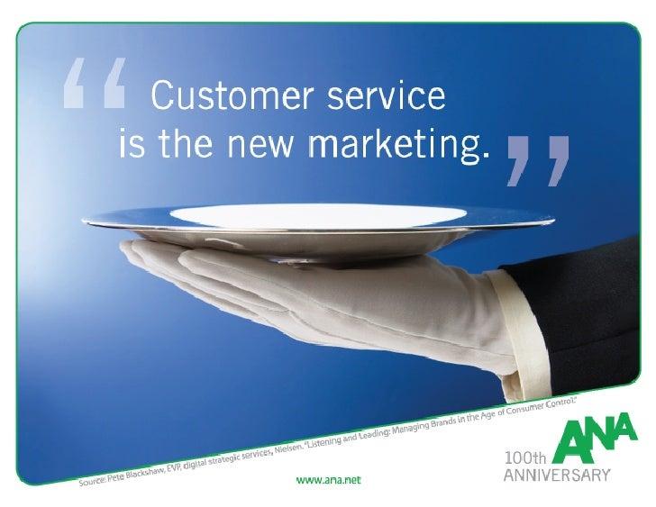 The New Marketing...