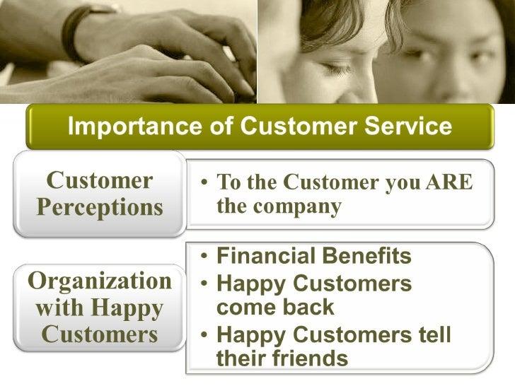 خدمة العملاء  Slide 3