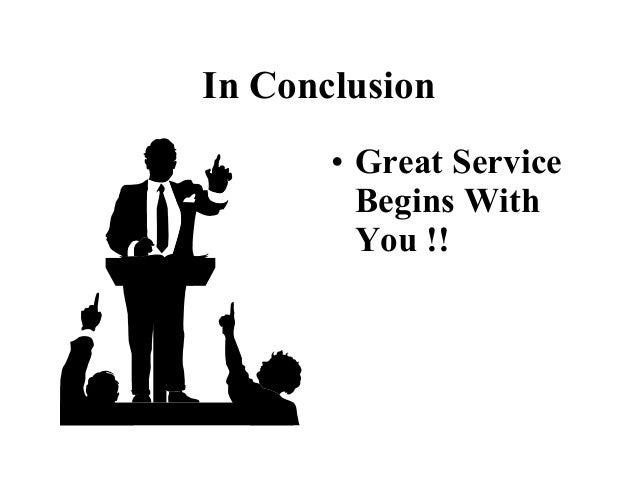 Customer service the basics